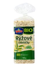 RACIO BIO rýžové chlebíčky 140 g