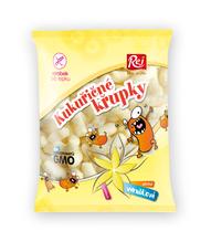 Kukuřičné křupky vanilkové 90 g