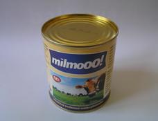 Zahuštěné neslazené mléko 320 g Milmoo
