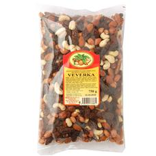 Směs ořechů Veverka 750 g