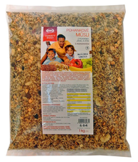 Pohankové müsli s amarantem 1 kg
