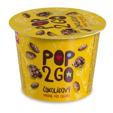 POP2GO čokoládový 18 g