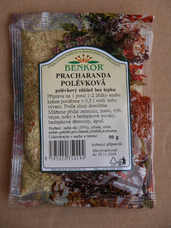 Pracharanda polévková 50 g