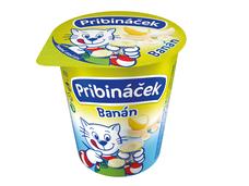 Pribináček  banán 80 g