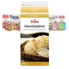FINAX-bezlep. směs na Ovesný chléb 900 g