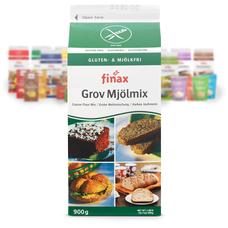 FINAX-bezlep. směs hrubá bez mléka 900 g