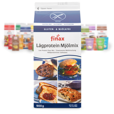 FINAX-bezlep.směs nízkobílkoviná bez mléka 900 g