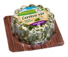 Čerstvý sýr obalovaný pažitka-česnek 100 g