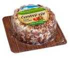 Čerstvý sýr obalovaný rajče-bazalka 100 g