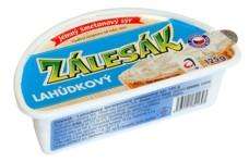 Zálesák smetanový termizovaný sýr 125 g