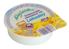 Krajanka lahodný termizovaný sýr 80 g