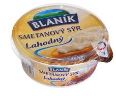 Blaník smetanový sýr lahodný 120 g