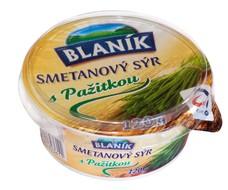 Blaník smetanový sýr s pažitkou 120 g