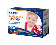 Biopron® LAKTOBACILY Baby BIFI+ 30 tobolek
