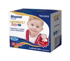 Biopron® LAKTOBACILY Baby BIFI+ 60 tobolek