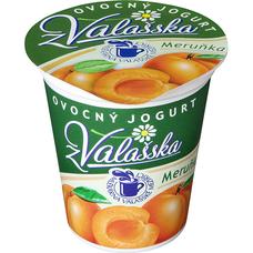 Ovocný jogurt meruňka 2,5% 150 g