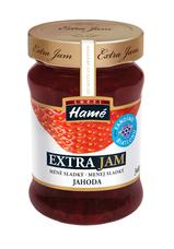 Extra Jam Jahoda méně sladký 340 g