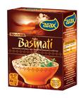 Rýže dlouhozrnná basmati parboiled s divokou rýží ARAX (4 x 120 g) 480 g