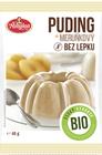 Bio meruňkový puding s kousky ovoce, bez lepku 40 g