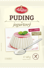 Puding jogurtový, bez lepku, bez přidaných barviv 40 g