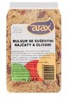 Bulgur se sušenými rajčaty a olivami ARAX 320 g