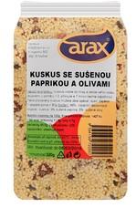 Kuskus se sušenou paprikou a olivami ARAX, 320 g