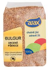 Bulgur celozrnný hrubý ARAX, 500 g