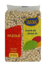 Fazole černé oko ARAX, 500 g