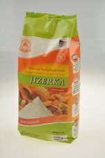 Jizerka přirozeně bezlepková směs univerzální (zelená) 1000 g