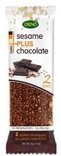 Sesame Plus Chocolate 45 g - sezam a čokoláda