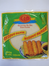 AT Rýžový papír 250 g