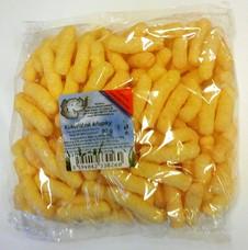 Kukuřičné křupky s příchutí jahoda 80 g