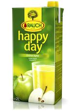 Happy Day zelené jablko 2 l