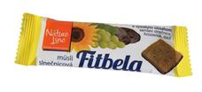 FITBELA müsli slnečnicová 35 g, aj pre diabetikov