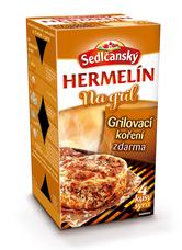 Sedlčanský Hermelín  na gril (4 porce) 407 g