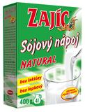 Sójový nápoj Zajíc natural 400 g