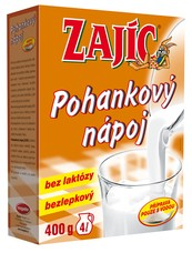 Pohankový nápoj Zajíc 400 g