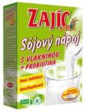 Sójový nápoj Zajíc s vlákninou 400 g