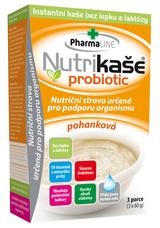 Nutrikaše probiotic - pohanková 180 g (3x60g)