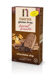 Ovesné sušenky s čokoládou bez lepku 160 g