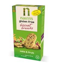 Ovesné sušenky s rozinkami bez lepku 160 g