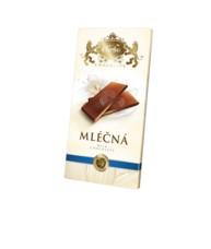 Mléčná čokoláda - obdélník 80 g
