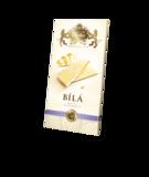 Bílá čokoláda - obdélník 80 g