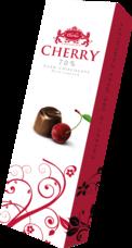 Višně v hořké čokoládě 50 g