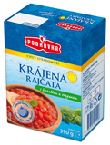 Podravka rajčata krájená s bazalkou a oreganem 390 g