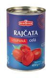 Podravka rajčata loupaná celá 400 g