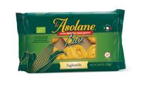 Kukuřičné nudle široké dlouhé (Tagliatelle) LE ASOLANE 250 g