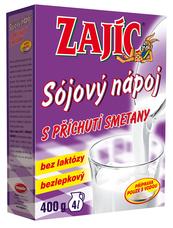 Sójový nápoj Zajíc spríchuťou smotany 400 g