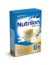 Nutrilon Pronutra mliečna kaša banánová (6+) 225 g