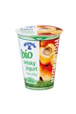 BIO Selský jogurt marhule 180 g